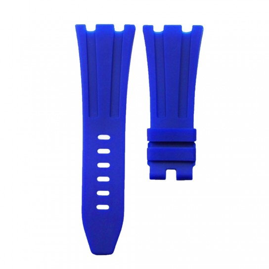 Blue Rubber Audemars Piguet 42mm Diver Strap