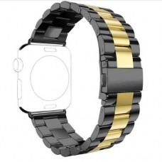 Black gold EIMO Stainless Steel Band For apple watch band Strap