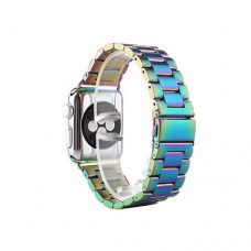 Seven colors EIMO Stainless Steel Band For apple watch band Strap