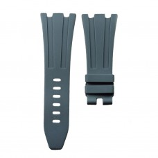 Grey Rubber Audemars Piguet 42mm Diver Strap
