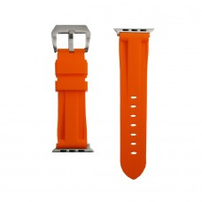 Orange Apple Watch Strap