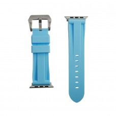 Azure Blue Apple Watch Strap