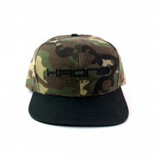 Green Camouflage Krono Cap