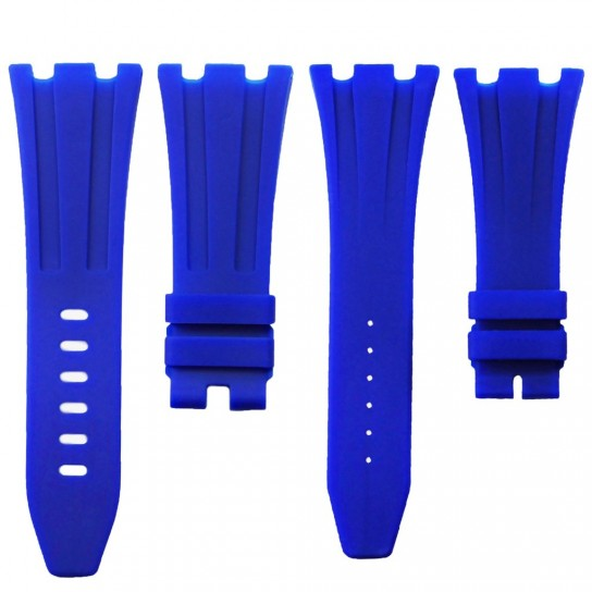 Blue Rubber Audemars Piguet 42mm Strap