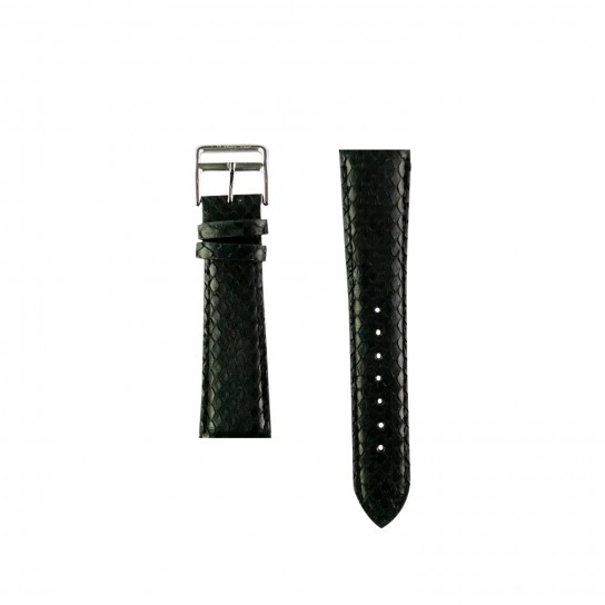Black Python Strap