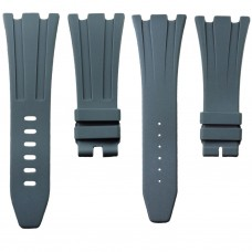 Grey Rubber Audemars Piguet 42mm Strap