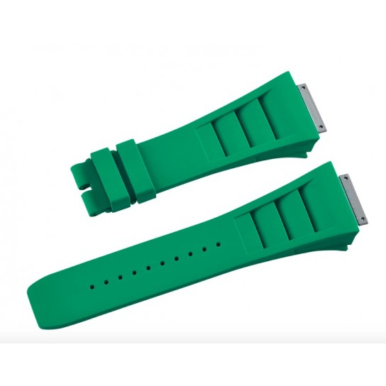 Richard Mille RM011 Strap in Green