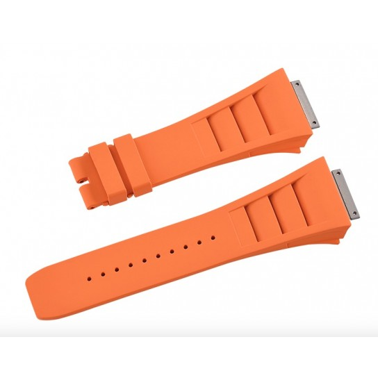 Richard Mille RM011 Strap in Orange