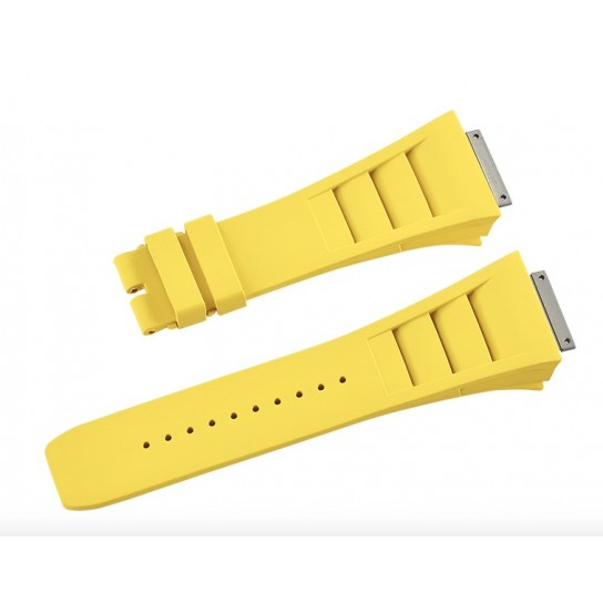 Richard Mille RM011 Strap in Yellow