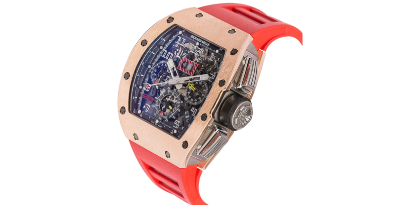 Richard Mille Straps for RM011 now available